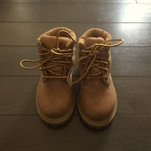 Timberland Boots Toddler 6M